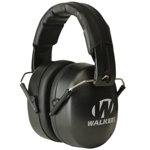 Walker's Game Ear EXT Range Folding Shooting Earmuffs product image