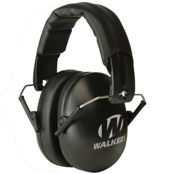 Walker's Game Ear Youth and Women Folding Shooting Earmuffs product image