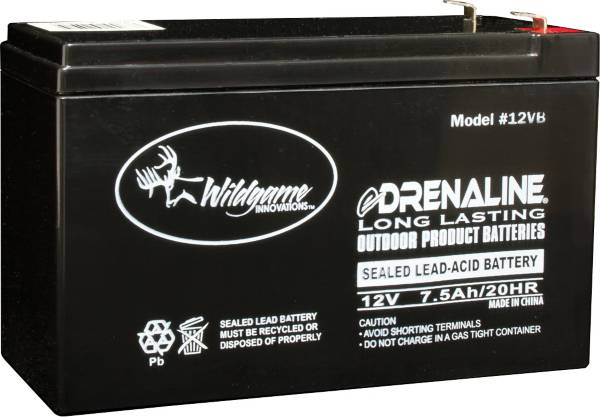 Wildgame Innovations 12V Gel Cell Rechargeable Battery product image