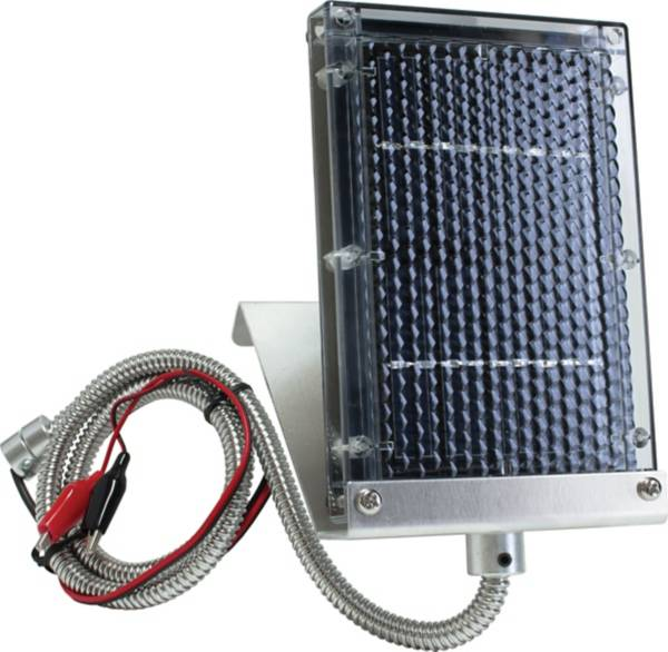 Wildgame Innovations 6V Mono-Crystalline Solar Panel Feeder Power Supply product image