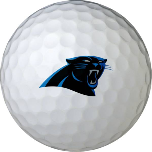 Wilson Carolina Panthers Golf Balls - 6 Pack product image