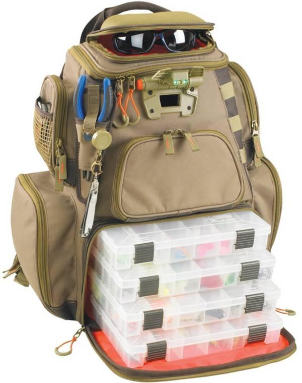 Wild River Tackle Tek Nomad Lighted Fishing Backpack product image