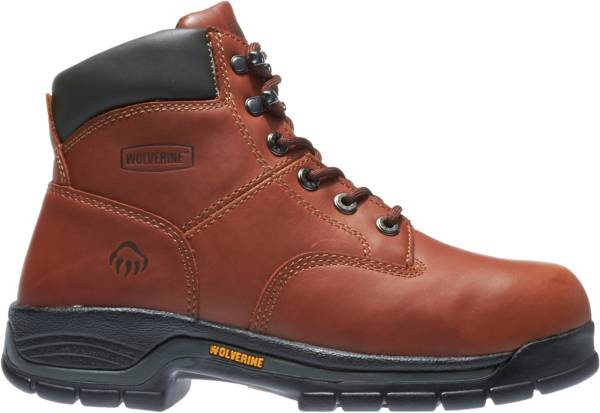 """Wolverine Men's Harrison 6"""" Work Boots product image"""