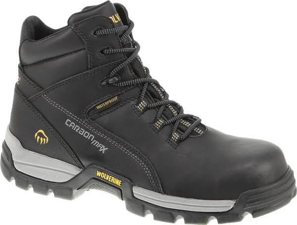 Wolverine Men's Tarmac Reflective 6'' Waterproof Composite Toe Work Boots product image