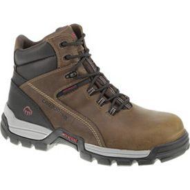 5836ecd813c Wolverine Men's Tarmac Reflective 6'' Waterproof Composite Toe Work Boots