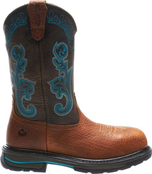 Wolverine Women s Kacey Composite Toe Wide Work Boots. noImageFound.  Previous 2eff471f8e