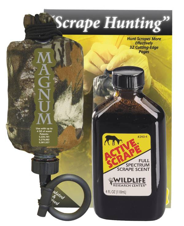 Wildlife Research Center Magnum Scrape-Dripper Combo product image