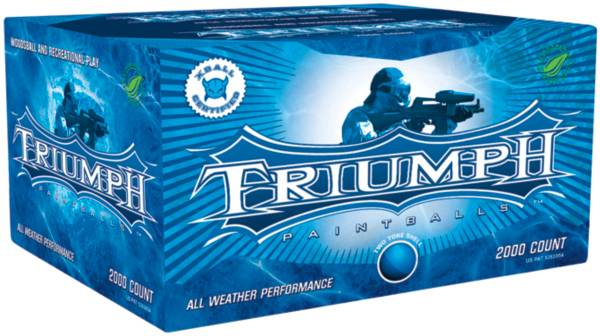 X-Ball Triumph Paintballs – 2000 Count product image