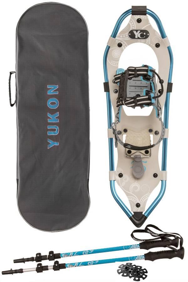 Yukon Charlie's Women's Pro II Series Snowshoes Kit product image