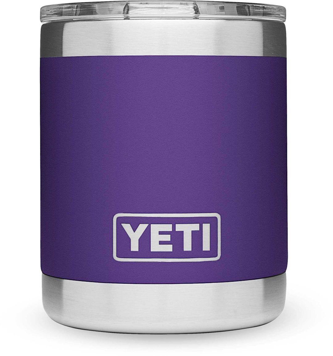 Yeti Rambler Sale >> Yeti 10 Oz Rambler Lowball Cup Dick S Sporting Goods