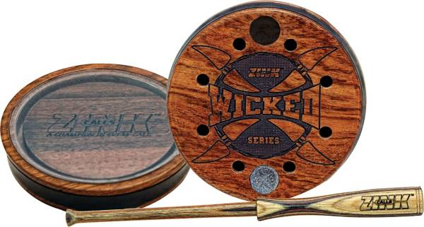 Zink Wicked Series Crystal Friction Turkey Call product image