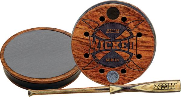 Zink Wicked Series Slate Friction Turkey Call product image