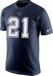 Nike Men's Dallas Cowboys Ezekiel Elliott #21 Pride Navy T-Shirt product image