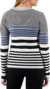Obermeyer Women's Olive Crewneck Sweater product image