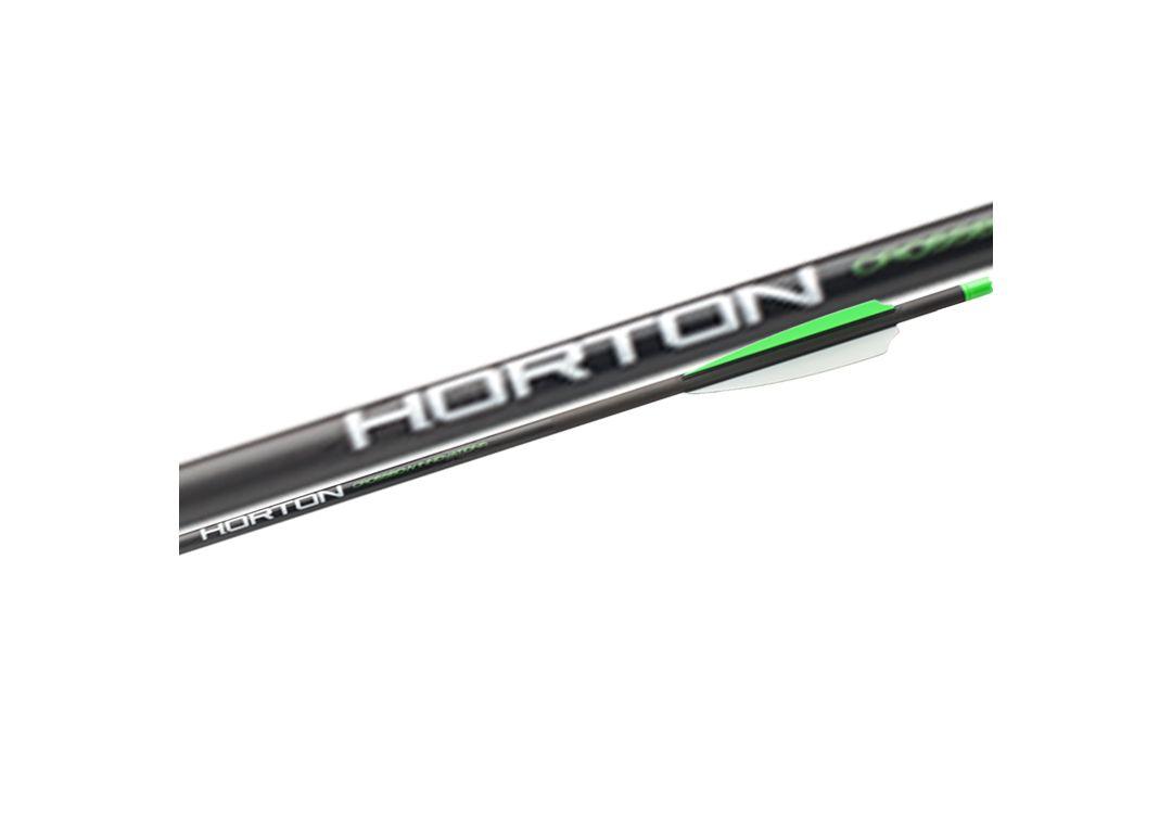 Horton Carbon Omni-Nock 2 0 Crossbow Bolt