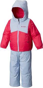 Columbia Toddler Double Flake Insulated Jacket and Bib Set product image