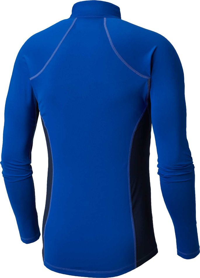 763cf4c8d Columbia Men's Midweight Stretch Half Zip Base Layer Shirt
