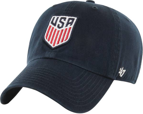 '47 Men's USA Navy Clean Up Adjustable Hat product image