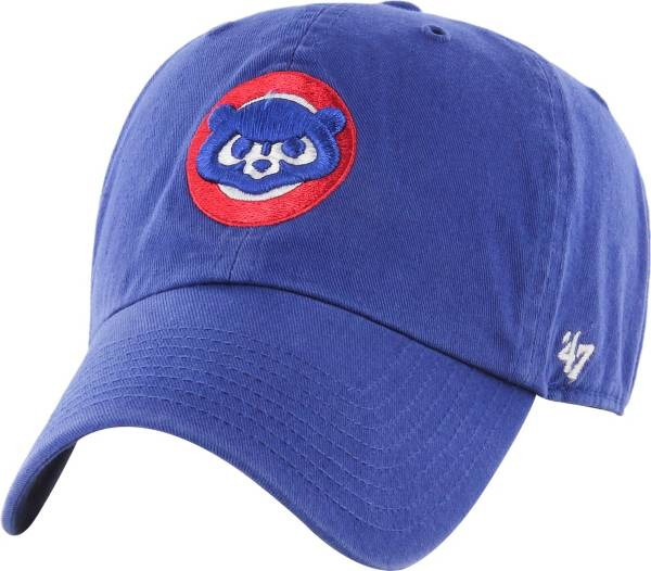 '47 Men's Chicago Cubs Cooperstown Clean Up Royal Adjustable Hat product image