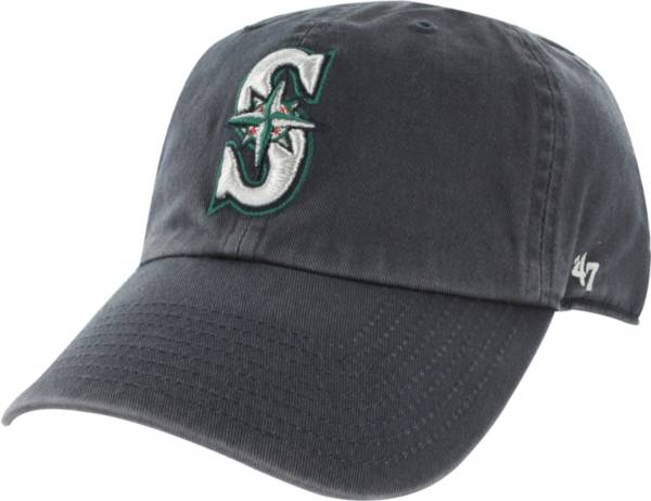 '47 Men's Seattle Mariners Clean Up Navy Adjustable Hat product image