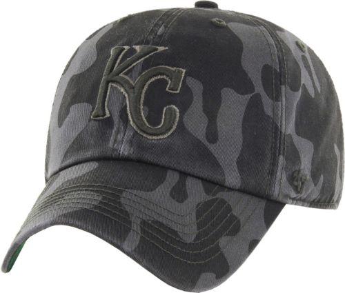 ... Royals Flintlock Franchise Camo Fitted Hat. noImageFound. Previous d614e6d2279