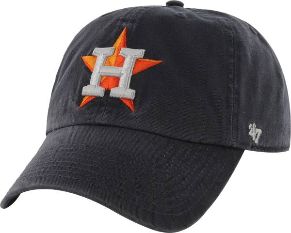 '47 Men's Houston Astros Navy Clean Up Adjustable Hat product image