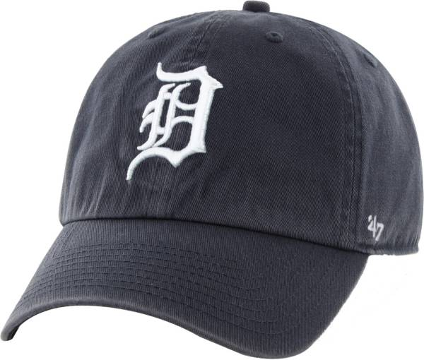 '47 Men's Detroit Tigers Clean Up Navy Adjustable Hat product image