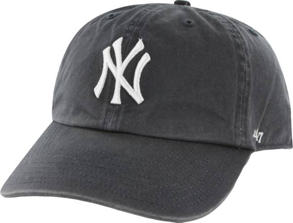 '47 New York Yankees Navy Clean Up Adjustable Hat product image