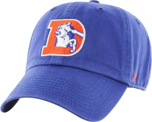 '47 Men's Denver Broncos Clean Up Adjustable Hat product image