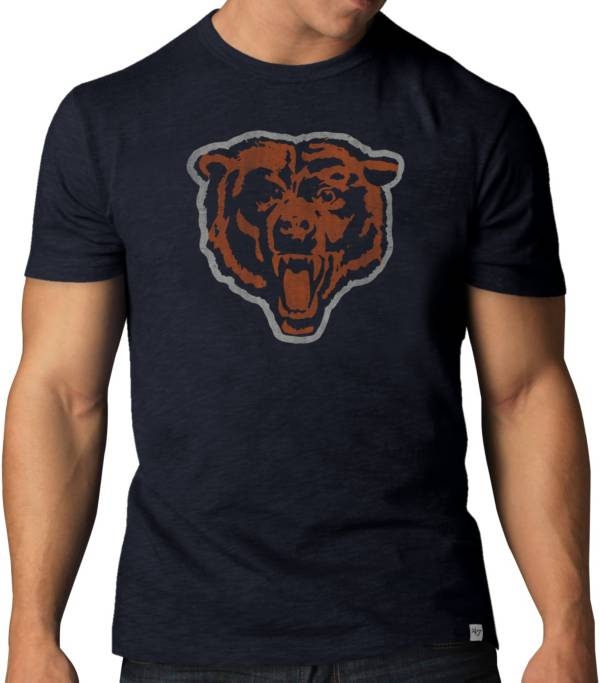 '47 Men's Chicago Bears Scrum Logo T-Shirt product image