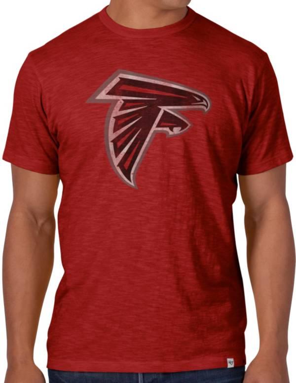 '47 Men's Atlanta Falcons Scrum Logo T-Shirt product image