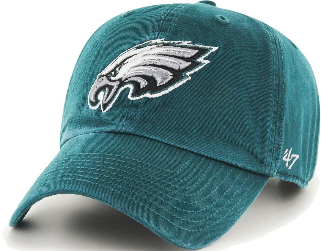 wholesale dealer c0f9b 65537 47 Men s Philadelphia Eagles Green Clean Up Adjustable Hat   DICK S ...