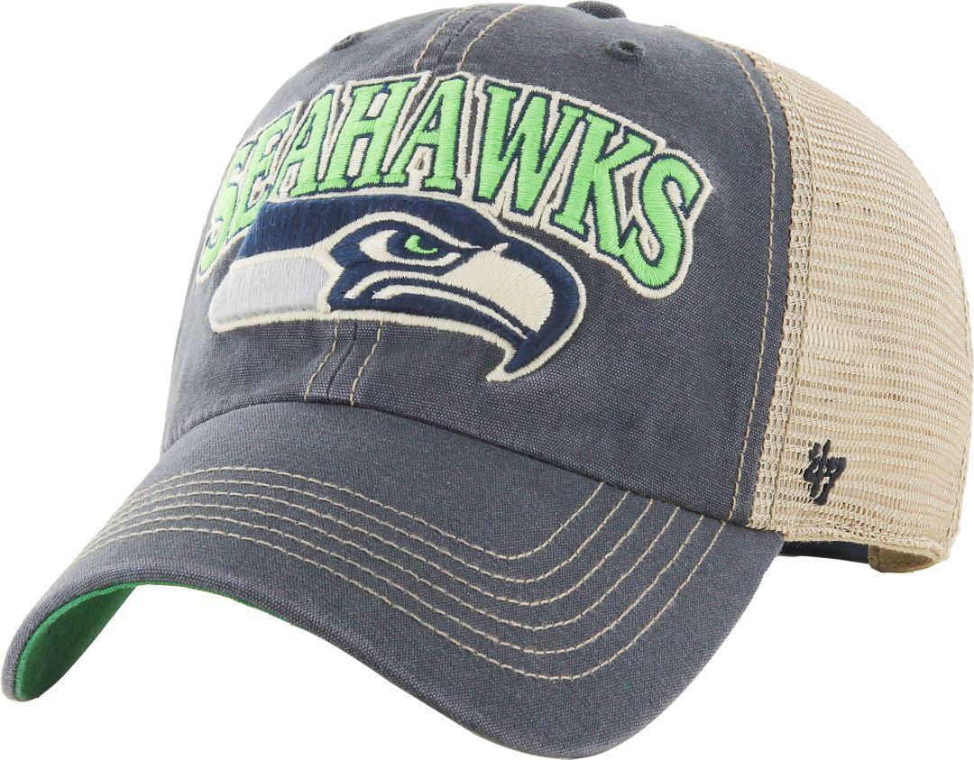 d835c15cc ... Seattle Seahawks Vintage Tuscaloosa Navy Adjustable Hat. noImageFound.  Previous