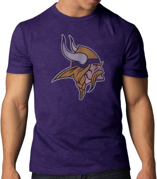 d293acd3 47 Men's Minnesota Vikings Scrum Logo T-Shirt | DICK'S Sporting Goods