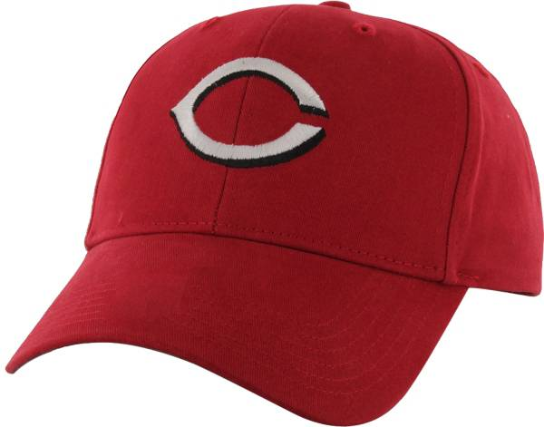 '47 Youth Cincinnati Reds Basic Red Adjustable Hat product image