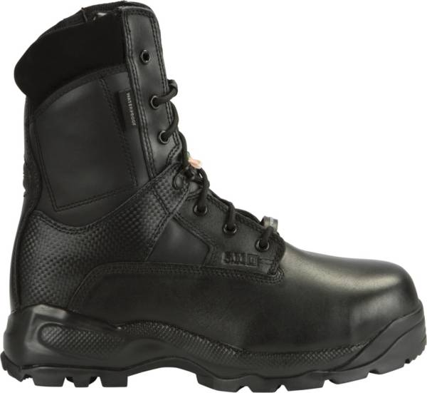 5.11 Tactical Men's A.T.A.C. 8'' Shield Composite Toe Waterproof Tactical Boots product image