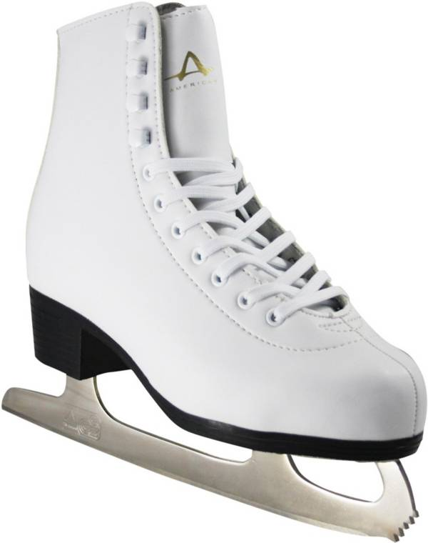 American Athletic Shoe Women's Leather Lined Figure Skates product image