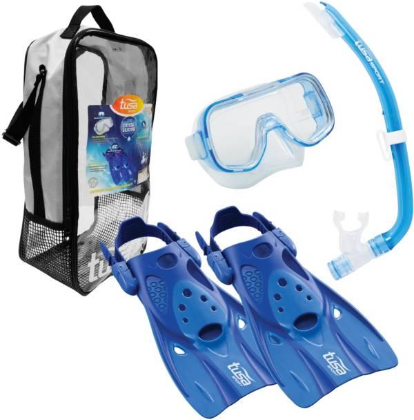 TUSA Sport Jr. Mini Kleio Snorkeling Set product image