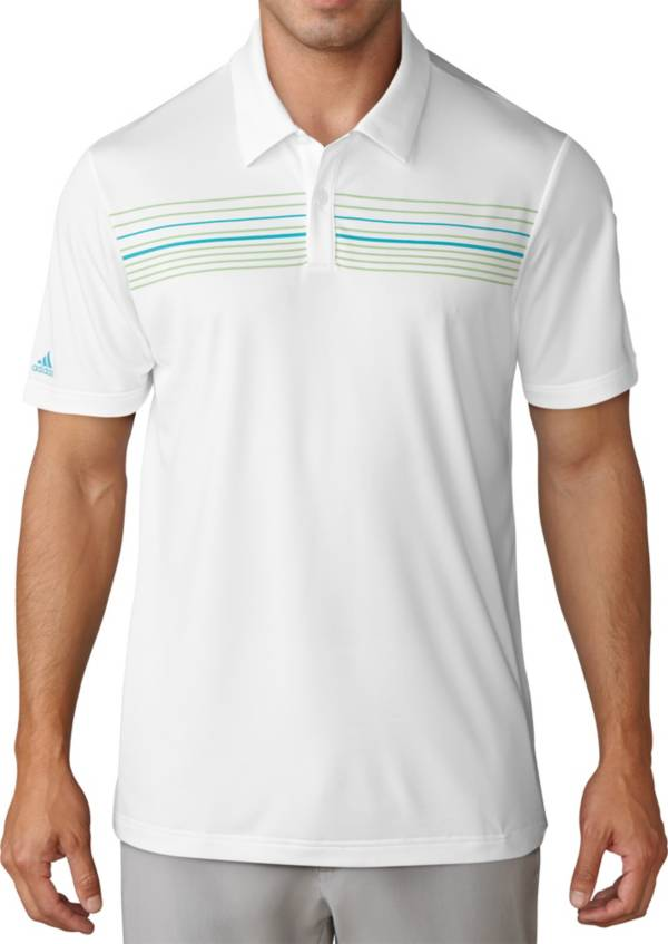 adidas climacool Chest Stripe Polo product image