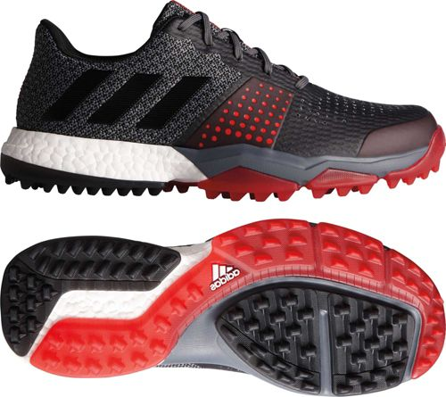 buy popular cbba9 addb3 adidas Men s adipower S BOOST 3 Golf Shoes. noImageFound. Previous
