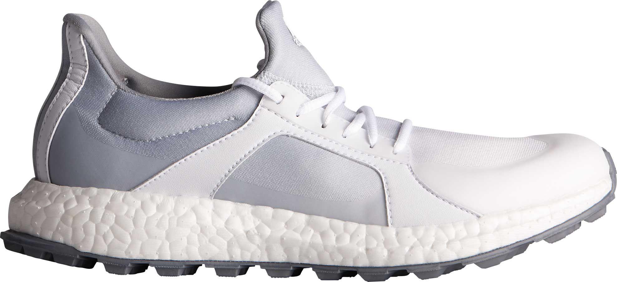 Adidas Crossknit Boost Golf Shoes White 594ba9