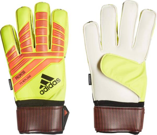 adidas Predator Fingersave Repliqué Soccer Goalkeeper Gloves product image