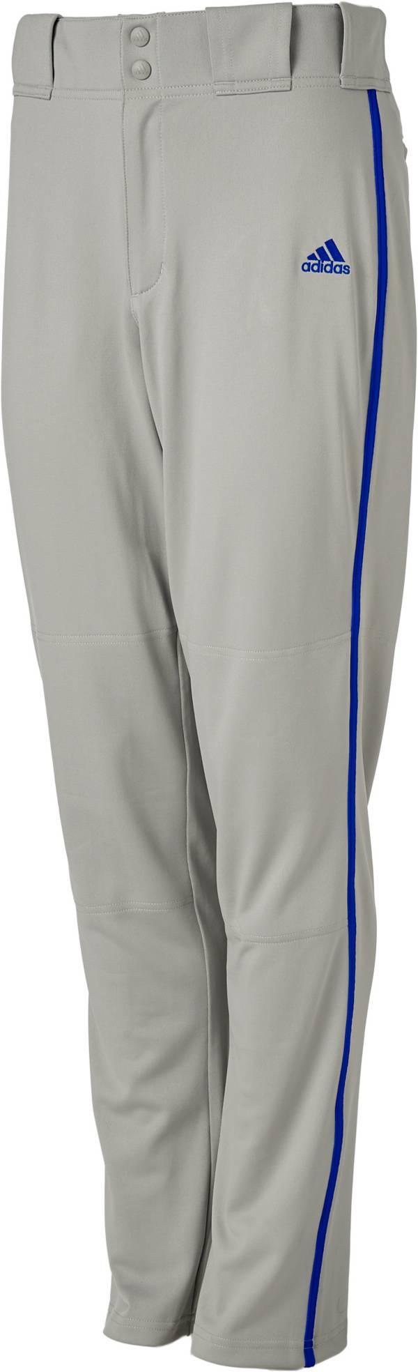 adidas Boys' Phenom Open Bottom Piped Baseball Pants product image