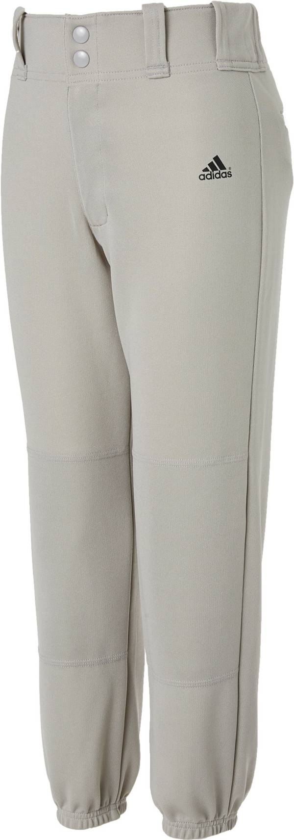 adidas Boys' Triple Stripe Traditional Baseball Pants product image