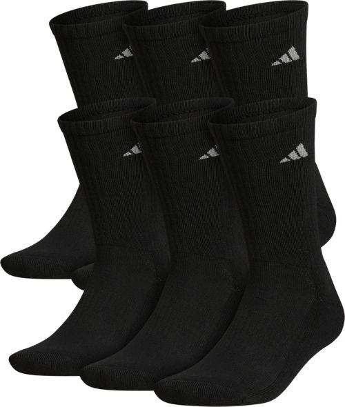 7c0fb317d18 adidas Men s Athletic Crew Socks 6 Pack