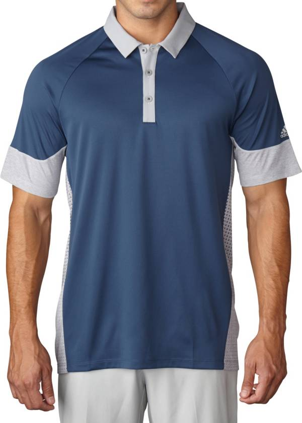 adidas climachill Print Block Polo product image