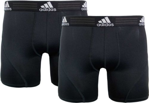 6dbde7533826 adidas Men s Sport Performance climalite 5   Boxer Brief 2 Pack ...