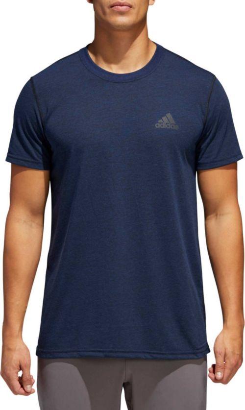 1ec54ca28a6 adidas Men s Ultimate Crewneck T-Shirt
