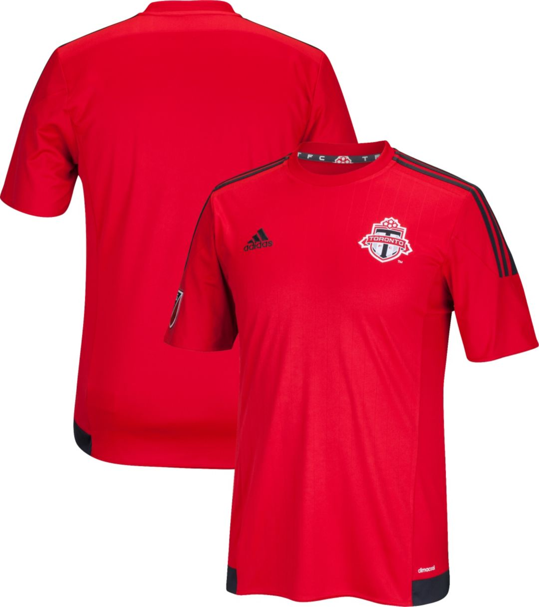 super popular 98d9c a9788 adidas Men's 2015 Toronto FC Primary Replica Jersey