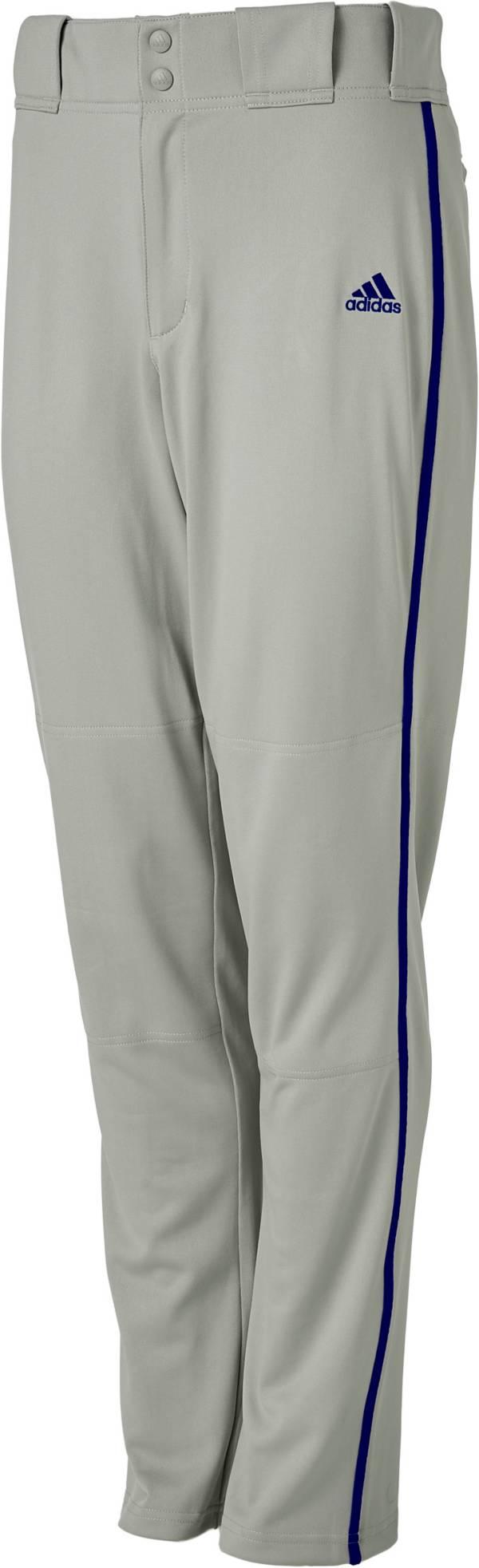 adidas Men's Phenom Open Bottom Piped Baseball Pants product image